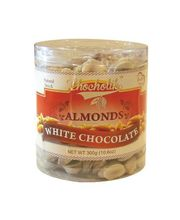 Almonds White Chocolate 300gm - Chocholik Dry Fruits