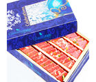 Ghasitarams Strawberry Katli, 500 gms strawberry katli