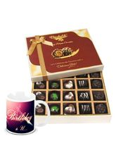 Chocholik Modern Collection Of Dark And Milk Choco...