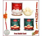 Haldiram Rakhi Triple Offer Pack