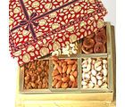 6 Partition Dryfruit Box (300 gm)