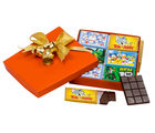 Kiddie Cartoon Chocolate Bar Box