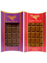 Chocholik Belgium Chocolate Gifts - An Ultimate Combo of Single Origin Bars
