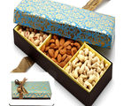 3 Partition Dryfruit Box (450 gm)