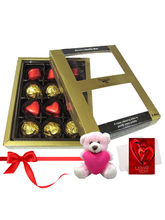 Chocholik Attractive Treat Of Wrapped Chocolates W...