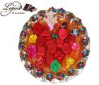 Legend Assorted Ganesha Silver Thali