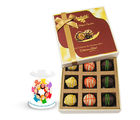 Chocholik Elegantly Sweet Chocolates Hamper With Friendship Mug - Luxury Chocolates