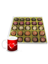 Chocholik Great Admire Truffle Gift Box With Love ...