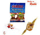 Haribo Starmix Jelly candies with Rakhi