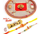 Ferrero Rocher Rakhi and Thali Hamper