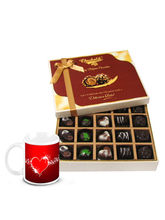 Chocholik Love Celebration Of Dark And Milk Chocol...