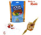 Jolly Rancher Jelly Lollipops and Rakhi Hamper