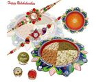Rakhi Dry Fruit Hamper For Best Brother