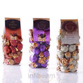 Dark Chocolate Gems Assortment - Set of 3