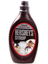 Hersheys Chocolate Syrup (680 gm)