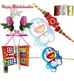 Kids Rakhi With Chocolate and Game