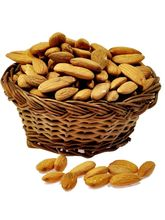 Selected Iranese Almonds Dryfruits Gift Box 400Gm