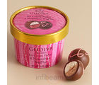 4 pc. Neapolitan Ice Cream Parlor Truffle Pint (2.4 Oz)
