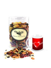 Chocholik Stylish Cocktail Treat With Love Mug - P...