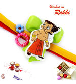Chhota Bheem Rakhi for Kids, only rakhi