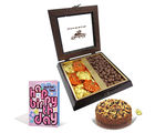 Chocholik Belgium Chocolate Gifts - Birthday Celebrations