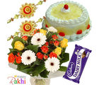 Cherish Moments Flower Bunch