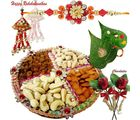 Chocolate N Dry Fruit Treat For Bhayia Bhabhi