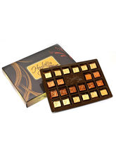 Hoglatto Nuts Assorted chocolates in tray - 44 Chocolates