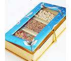 Blue Dryfruits Hamper Box