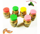 Set of 6 Herbal Water Soluble Colours with Holi Sweets