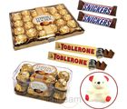 All in One Grand Chocolate Hamper (700 gm)