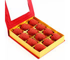 Ghasitaram Gifts Sweets Red Litchi Box