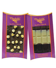 Chocholik Belgium Chocolate Gifts - Tempting Chocolate Bars In Delightful Flavors