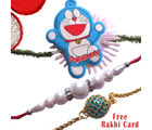 Gorgeous Rakhi Set
