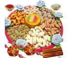 Mix Dry Fruit Thali