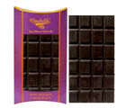 Chocholik Belgium Chocolate Gifts - 54% Belgian Caramel Rich Bar