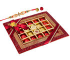 Rakhi Greetings Platter
