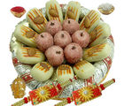 Delightful Moments Mithai Thali
