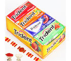 Sugarfree Trident Fruit Gums
