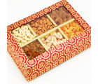 6 Case Window Dryfruit Box