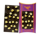 Chocholik Belgium Chocolate Gifts - 60% Belgian Rich Dark Hazelnut Bar