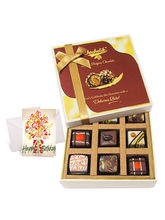 Chocholik Lovely Chocolate Gift Box With Birthday ...