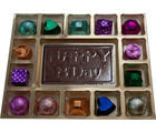 Golden Box of Happy Birthday Chocolates Chocolates (250 gm)