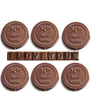 Set Of 6 Lollies - My Best Sister Chocolates (250 Gm)
