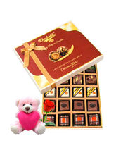 Chocholik Exotic Truffle Collection With Teddy And...