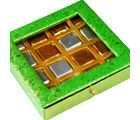 Green Assorted Chocolate Box