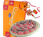 Double Choco Treat Chocolate Hamper