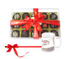 Chocholik Sweet Chocolates Gift Box Hamper With New Year Mug - Luxury Chocolates