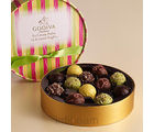12 pc. Assorted Ice Cream Parlor Truffles Gift Box (7.7 Oz)
