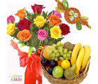 Fresh N Healthy Fruit Basket
